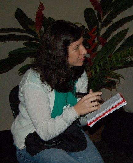 Michelle Ferret (em atividade)